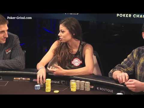 2016 Aussie Millions - Main Event Final Table - Part 1