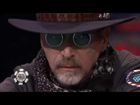 WSOP 2015 - Main Event Final Table - Day 1 (2/4)