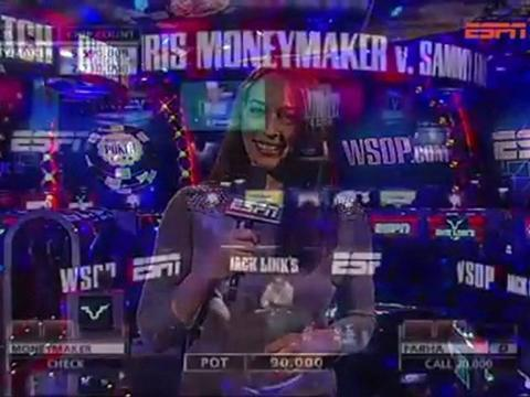 WSOP 2011 Grudge match 2 - Chris Moneymaker Vs Sammy Farha - Part 2/13