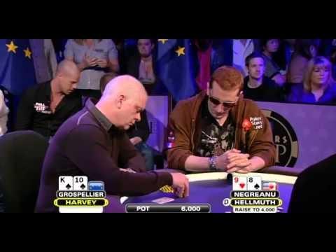 WSOPE 2009 - World Series Of Poker Europe 2009 - Part 1