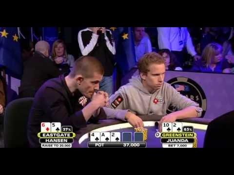 WSOPE 2009 - World Series Of Poker Europe 2009 - Part 2