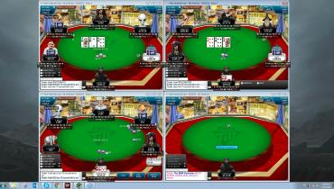 Full Tilt Poker $100nl 6Max Live Play Part 1